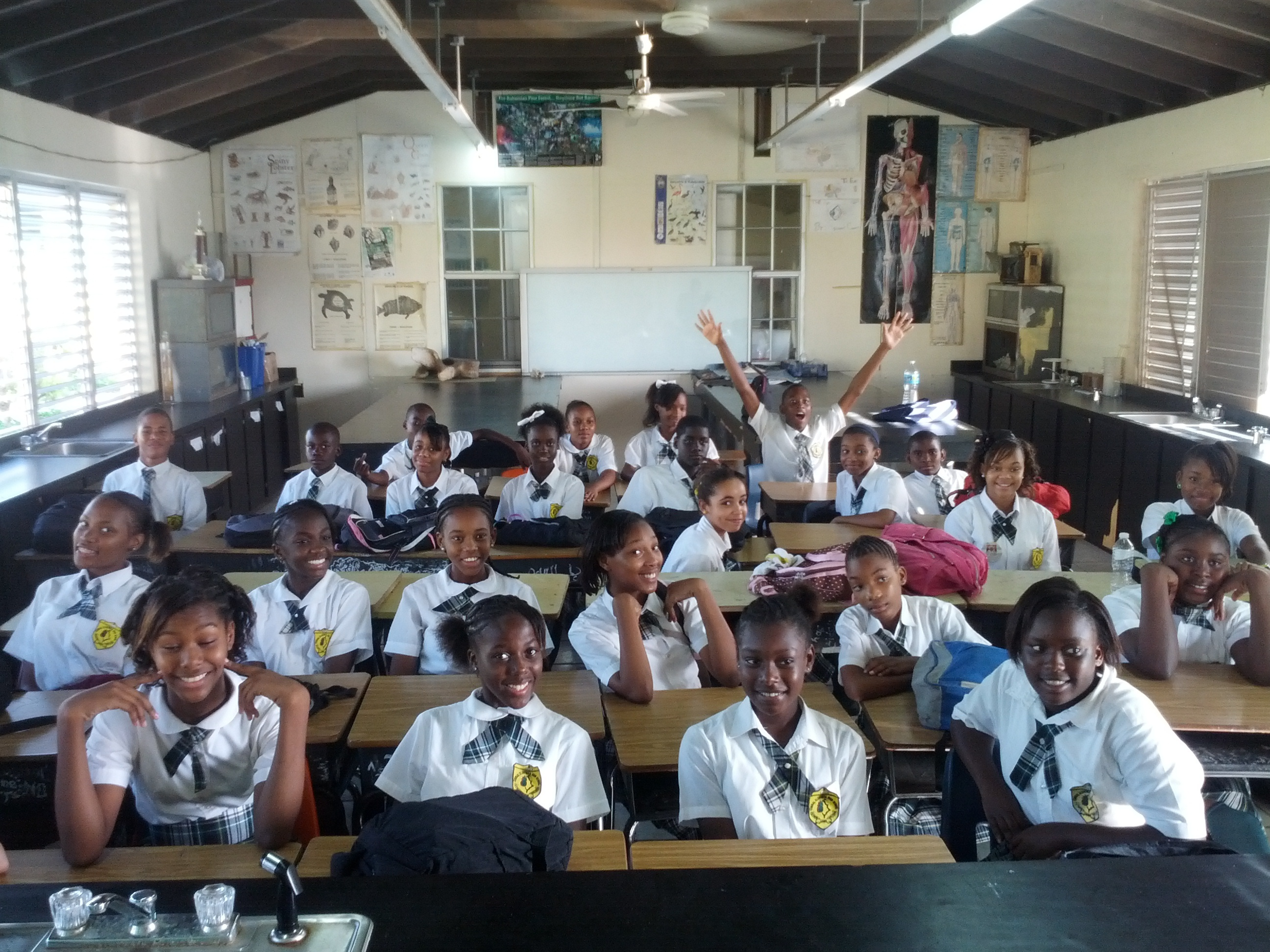 BAHAMAS: Children's Rights in the Universal Periodic Review (Second Cycle)
