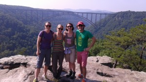 New River Gorge Group Photo